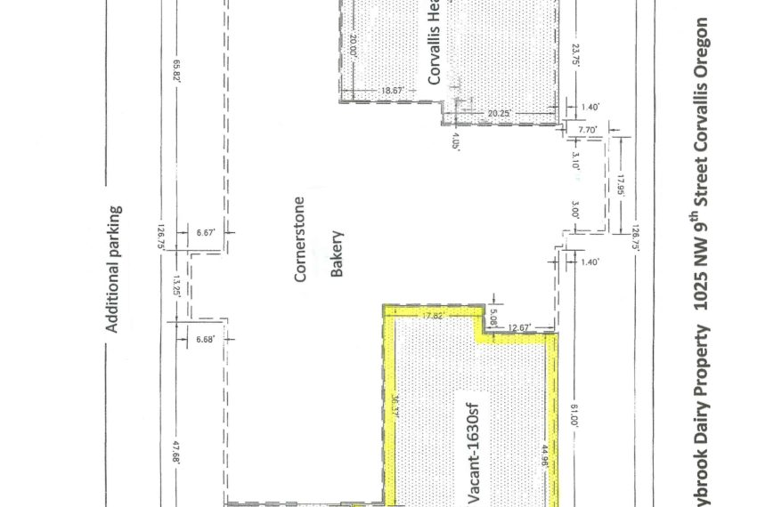 1025 Available space