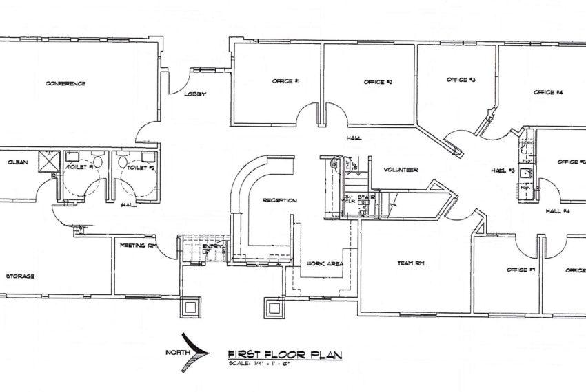 2350 First Floor