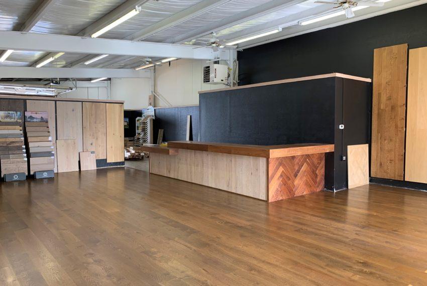 705 reception area